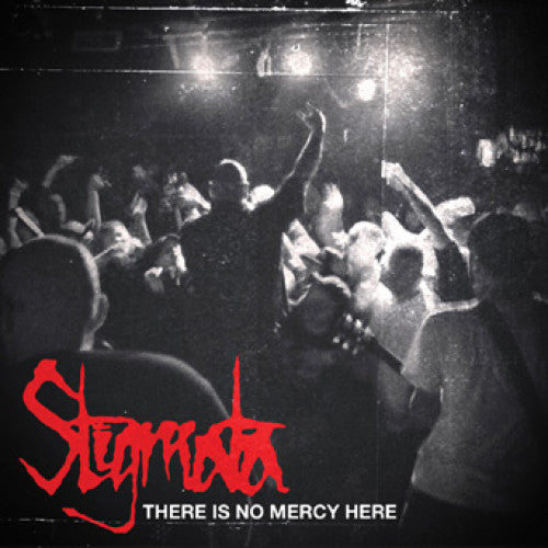 "REAP064-1 Stigmata ""There Is No Mercy Here"" 7"" Album Artwork"
