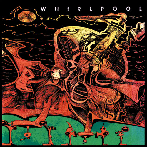 "REV039-2 Whirlpool ""s/t"" CD Album Artwork"
