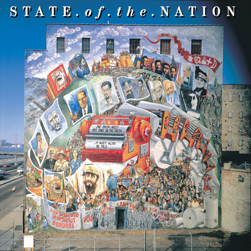 "REV044-2 State Of The Nation ""s/t"" CD Album Artwork"
