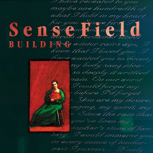 "REV046 Sense Field ""Building"" LP/CD Album Artwork"