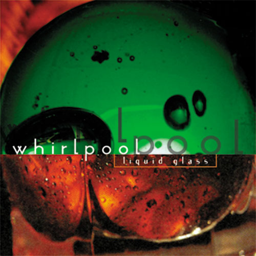 "REV052-2 Whirlpool ""Liquid Glass"" CD Album Artwork"