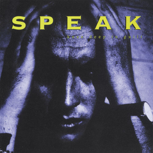 "REV064-2 Speak 714 ""Knee Deep In Guilt"" CD Album Artwork"