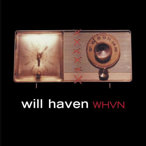 "REV079-2 Will Haven ""WHVN"" CD Album Artwork"