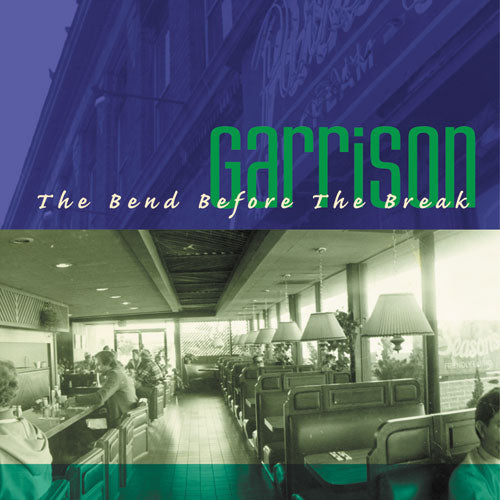 "REV083-1 Garrison ""The Bend Before The Break"" 7""/CD Album Artwork"