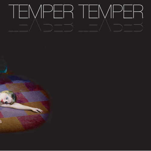 "REV127-2 Temper Temper ""s/t"" CD Album Artwork"