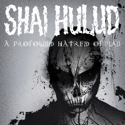 "REV137 Shai Hulud ""A Profound Hatred Of Man"" LP/CD Album Artwork"