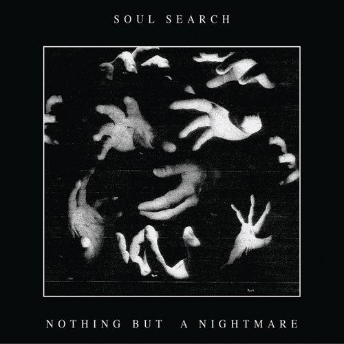 "REV155-1 Soul Search ""Nothing But A Nightmare"" 7"" Album Artwork"