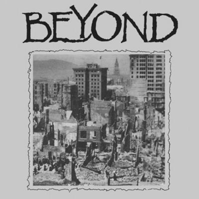 "REV164-1 Beyond ""No Longer At Ease"" LP Album Artwork"