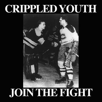 "REV172-1 Crippled Youth ""Join The Fight"" 7"" Album Artwork"