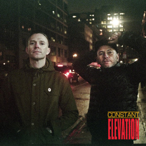 "REV181/A-1 Constant Elevation ""s/t"" 7"" Album Artwork"