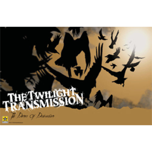 "REVPOST133 The Twilight Transmission ""The Dance of Destruction"" - Poster"