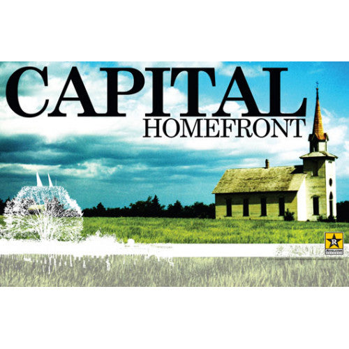 "REVPOST144 Capital ""Homefront"" -  Poster Default Title Album Artwork"