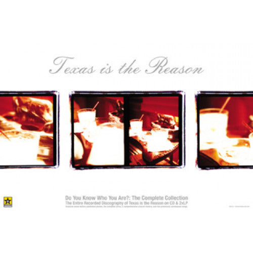 "REVPOST151 Texas Is The Reason ""Do You Know Who You Are?: The Complete Collection"" - Poster"