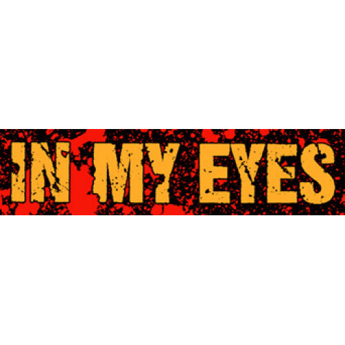 "REVST80 In My Eyes ""Logo"" -  Sticker"