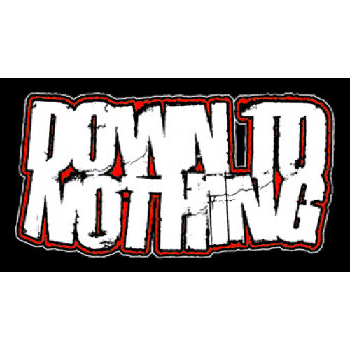 "REVST141 Down To Nothing ""Logo"" -  Sticker"