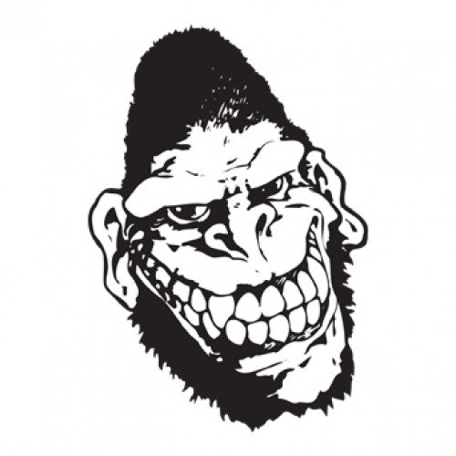 "Gorilla Biscuits ""Gorilla (Die Cut)"" -  Sticker"