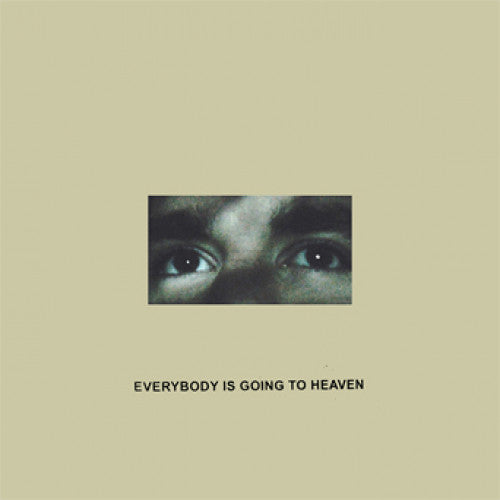 "RFC131-1 Citizen ""Everybody Is Going To Heaven"" LP Album Artwork"