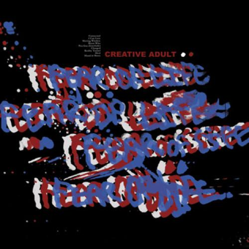 "RFC137-1 Creative Adult ""Fear Of Life"" LP Album Artwork"