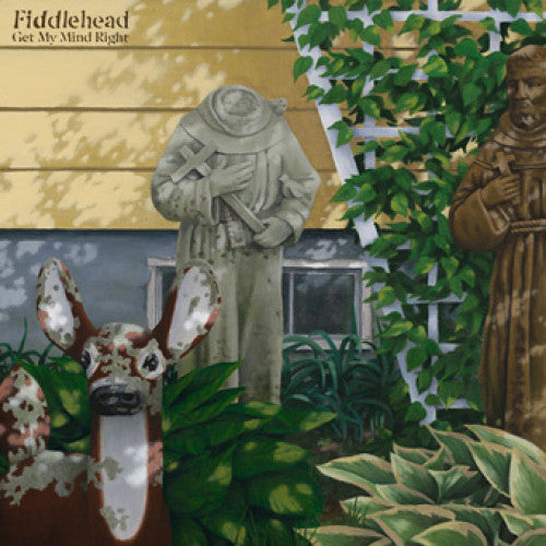"RFC202-1 Fiddlehead ""Get My Mind Right b/w Stay In The Room"" 7"" Album Artwork"