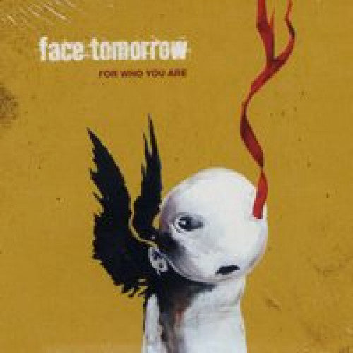 "RFL028-2 Face Tomorrow ""For Who You Are"" CD Album Artwork"