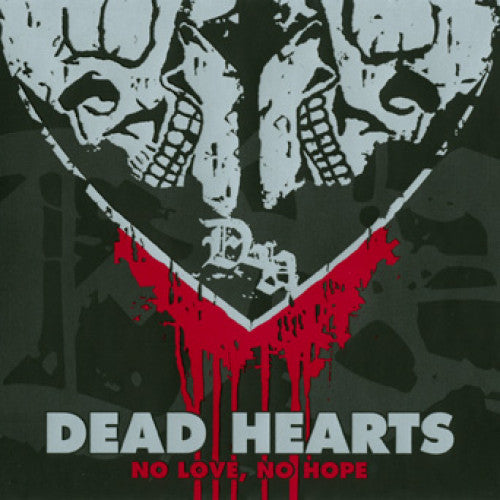 "RFL067-2 Dead Hearts ""No Love, No Hope"" CD Album Artwork"