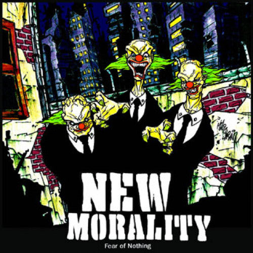 "RFL103-2 New Morality ""Fear Of Nothing"" CD Album Artwork"