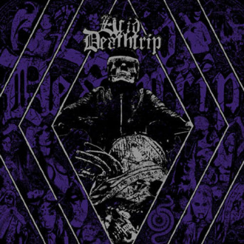 "RFL119-2 Acid Deathtrip ""s/t"" CD Album Artwork"