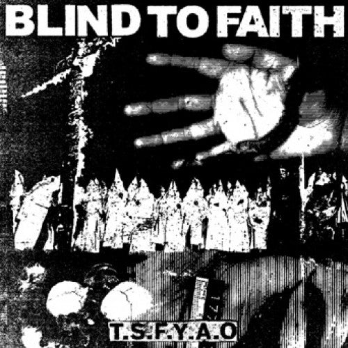 "RFL124-1 Blind To Faith ""T.S.F.Y.A.O"" LP Album Artwork"