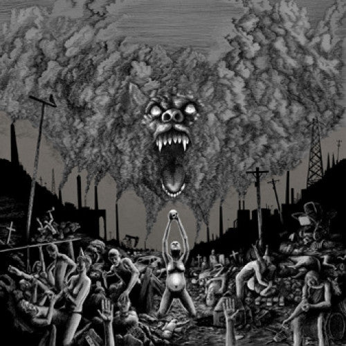 "RFL126-2 Herder ""Gods"" CD Album Artwork"