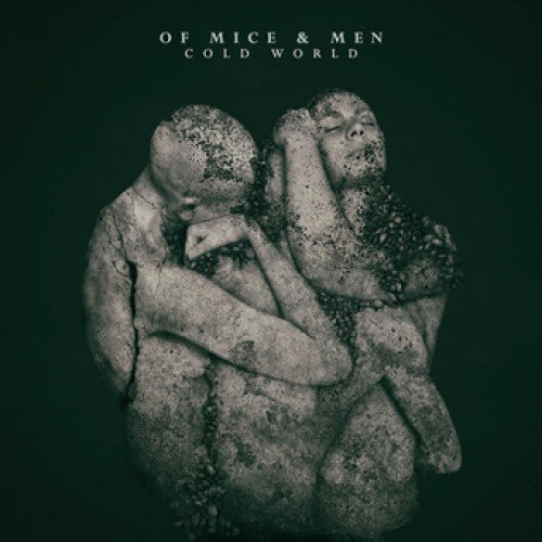 "RISE334-1 Of Mice & Men ""Cold World"" LP Album Artwork"