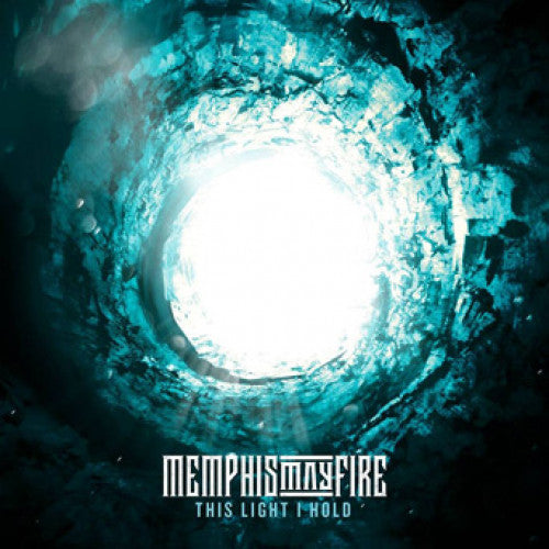 "RISE335-1 Memphis May Fire ""This Light I Hold"" LP Album Artwork"
