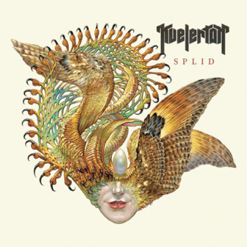 "RISE455-2 Kvelertak ""Splid"" CD Album Artwork"