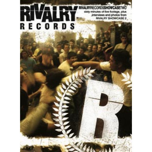 "RIVALV01-DVD V/A ""Rivalry Records Showcase #2"" - DVD"