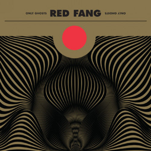 "RR7347-1 Red Fang ""Only Ghosts"" LP Album Artwork"