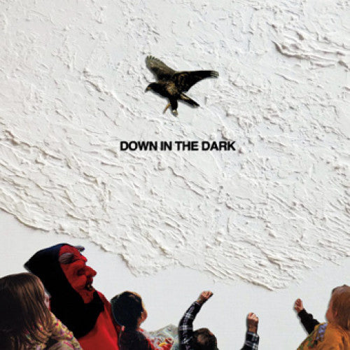 "S11641-1 Safe To Say ""Down In The Dark"" LP  Album Artwork"