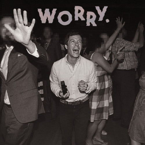 "Jeff Rosenstock ""WORRY."""