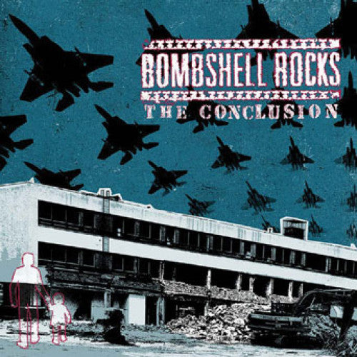 "SAIL05-2 Bombshell Rocks ""The Conclusion"" CD Album Artwork"
