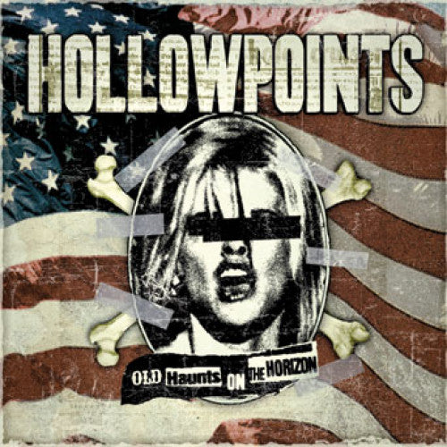 "SAIL21-2 Hollowpoints ""Old Haunts On The Horizon"" CD Album Artwork"