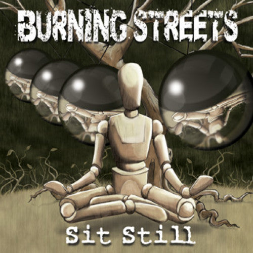 "SAIL22-2 Burning Streets ""Sit Still"" CD Album Artwork"