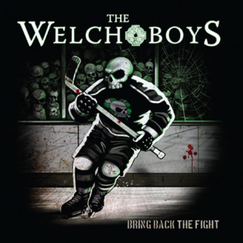 "SAIL25-2 The Welch Boys ""Bring Back The Fight"" CD Album Artwork"