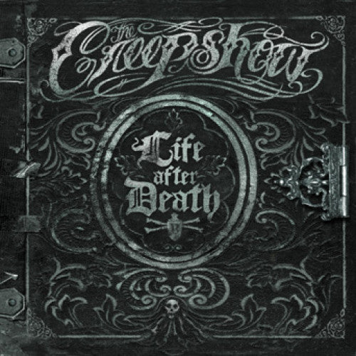 "SAIL29-2 The Creepshow ""Life After Death"" CD Album Artwork"