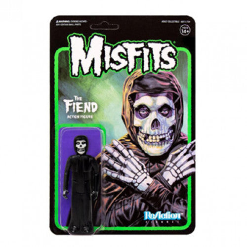 "SEV03029 Misfits ""The Fiend (Midnight Black)"" -  Action Figure"