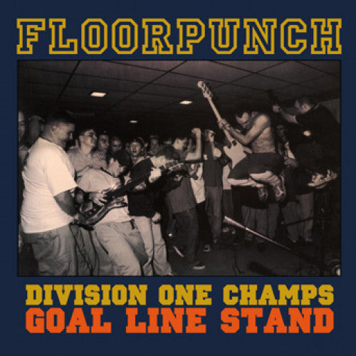 "SFU109-1 Floorpunch ""Twin Killing"" LP Album Artwork"
