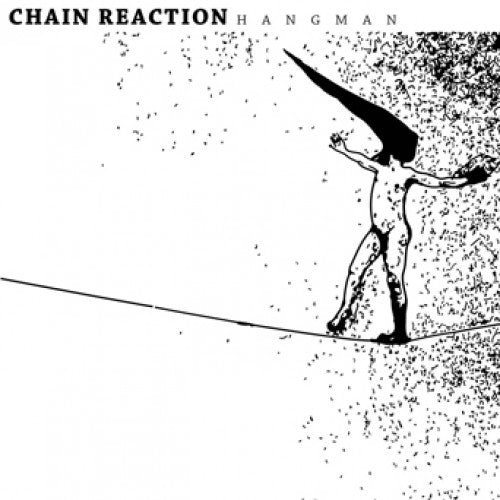 "SFU115-1 Chain Reaction ""Hangman"" 7""Album Artwork"