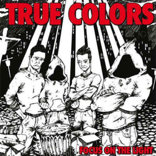 "SFU15-1 True Colors ""Focus On The Light"" LP Album Artwork"