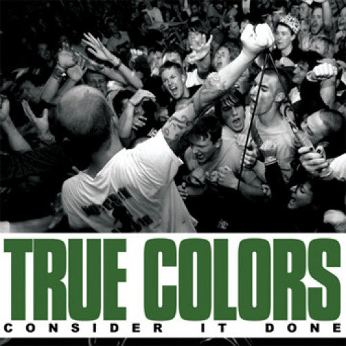"SFU39-1 True Colors ""Consider It Done"" 7"" Album Artwork"