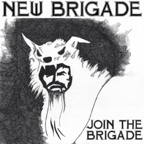 "SFU88-1 New Brigade ""Join The Brigade"" 12""ep Album Artwork"