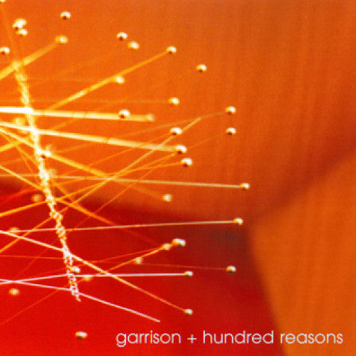 "SIM014-2 Garrison / Hundred Reasons ""Split"" CD Album Artwork"