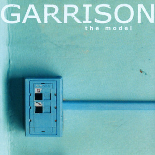 "SIM016-2 Garrison ""The Model"" CD Album Artwork"