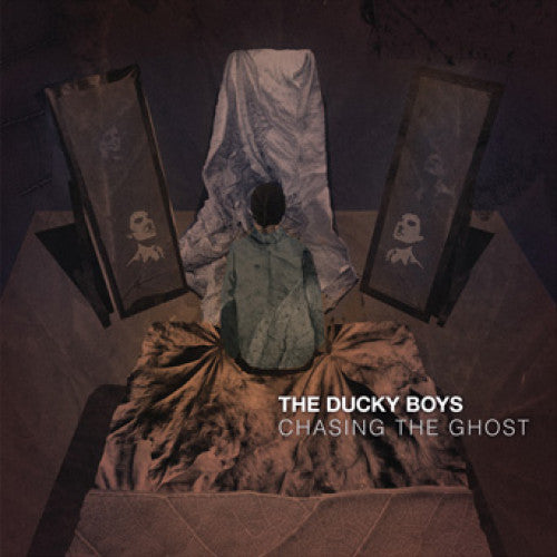"SLNR04 The Ducky Boys ""Chasing The Ghost"" LP/CD Album Artwork"